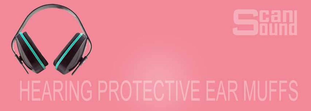 Hearing Protective Earmuffs