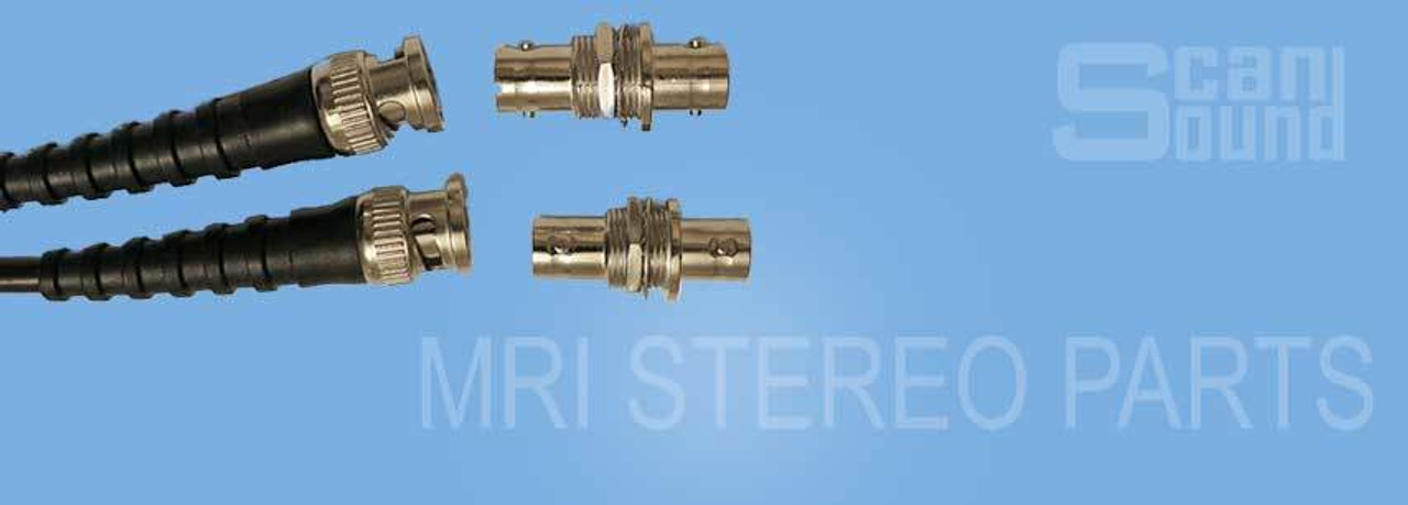 MRI Stereo System Parts