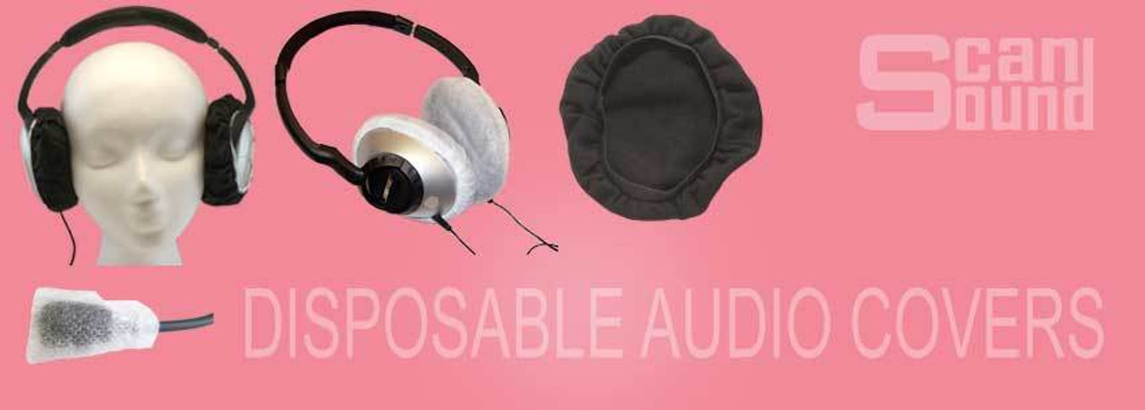 Disposable Audio Covers