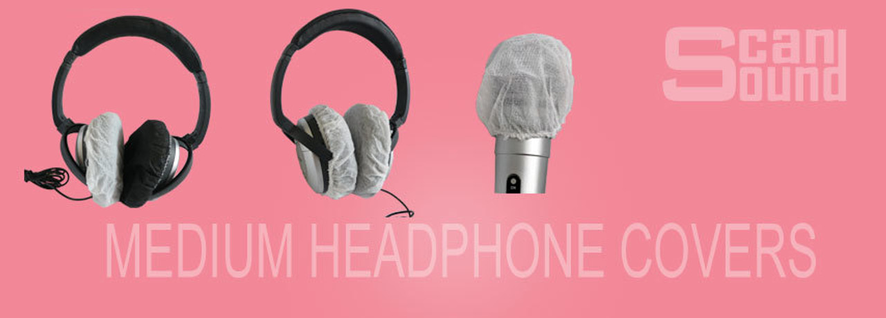 Medium Headphone Covers