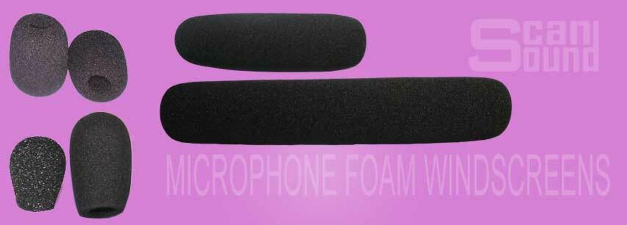 Microphone Windscreens