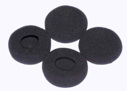 4 of the 40mm foam earpads