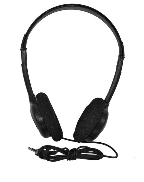 Headphones with 4-foot Cord