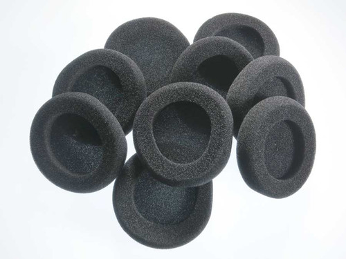 Bag of 30 Extra-Thick 60mm Foam Earpads
