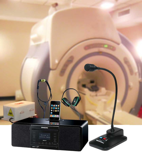 Model IS-2002 Economical MRI Stereo Kit