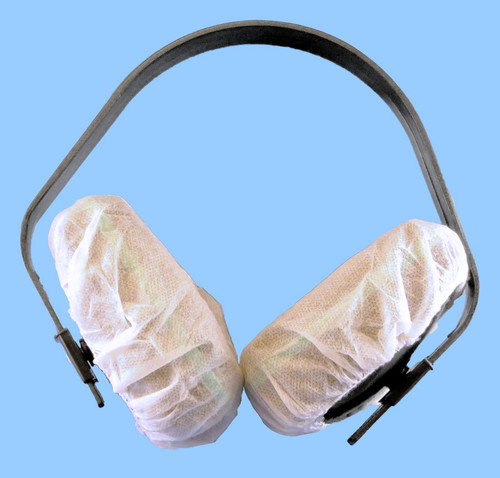 Extra Large Headphone Covers on Ear Muffs