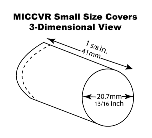 Small Size Microphone Cover Dimensions