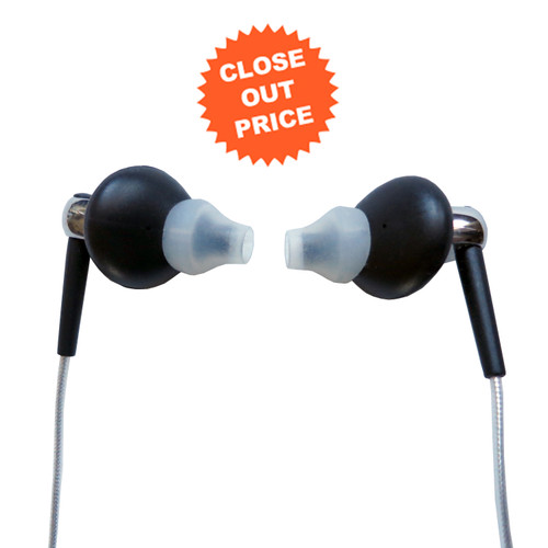 AFS Stereo Earphones Marked with Close Out Pricing
