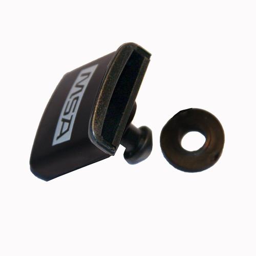 Headphone Rotator Clip Holds onto Headband