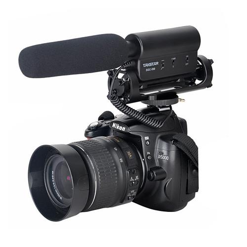 DSLR Video Recording Microphone Windscreen