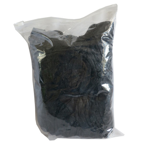 Bag of 100 Black Medium Headphone Covers