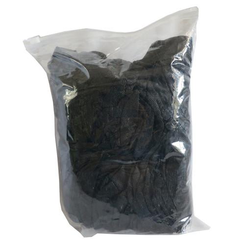 Bag of 100 Black Medium Headphone Covers