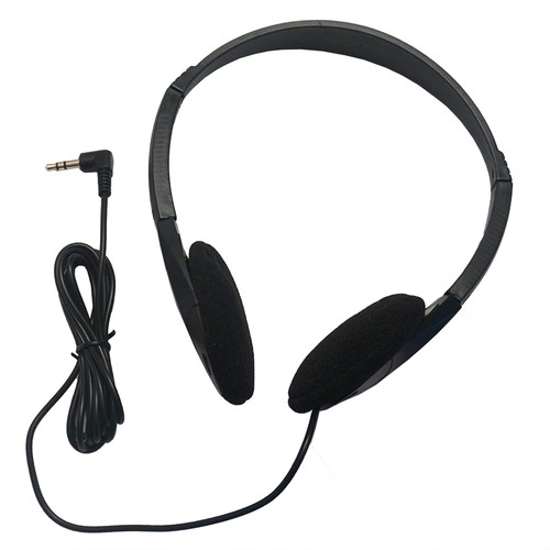 Stereo Headphones with 6-foot Cord