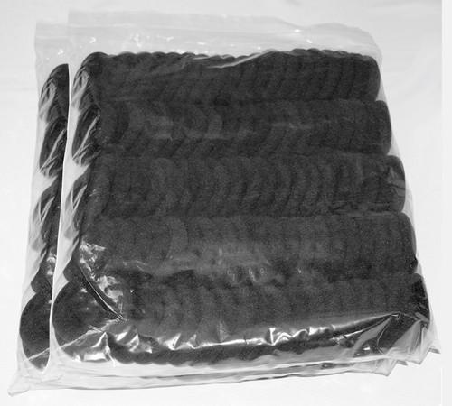 2 Bags of 100 of the 50mm Foam Earpads