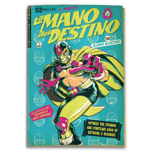 La Mano del Destino issue 1