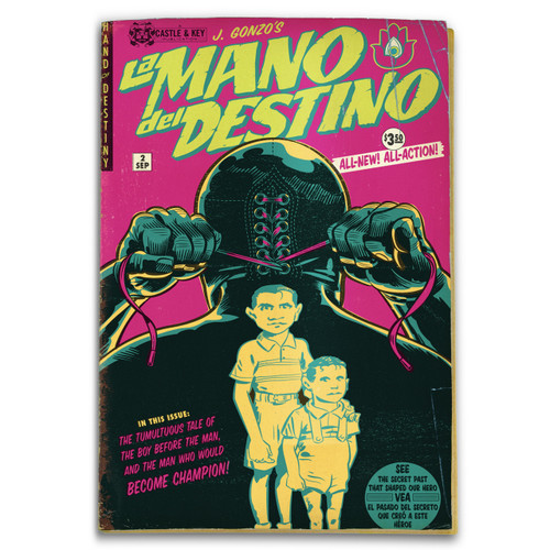 La Mano del Destino issue 2
