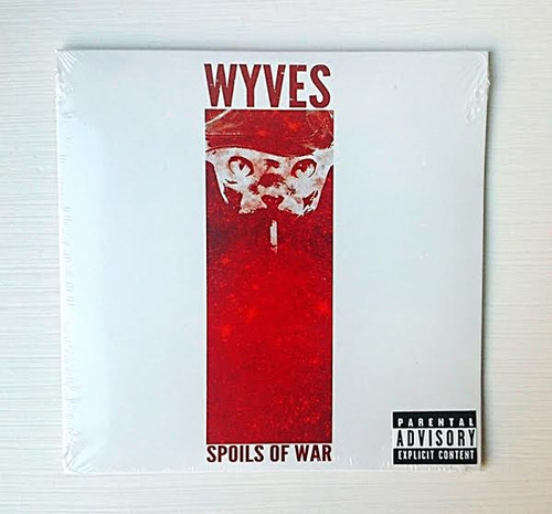 Wyves - Spoils of War CD