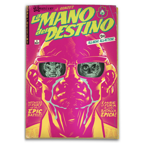 La Mano del Destino issue 5