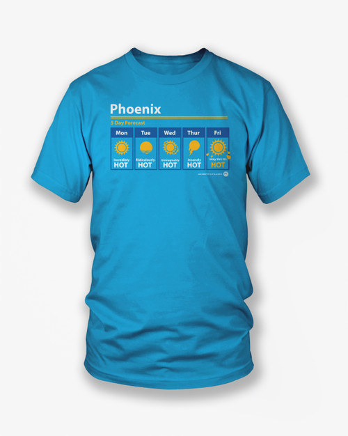 Phoenix Weather Forecast - men's