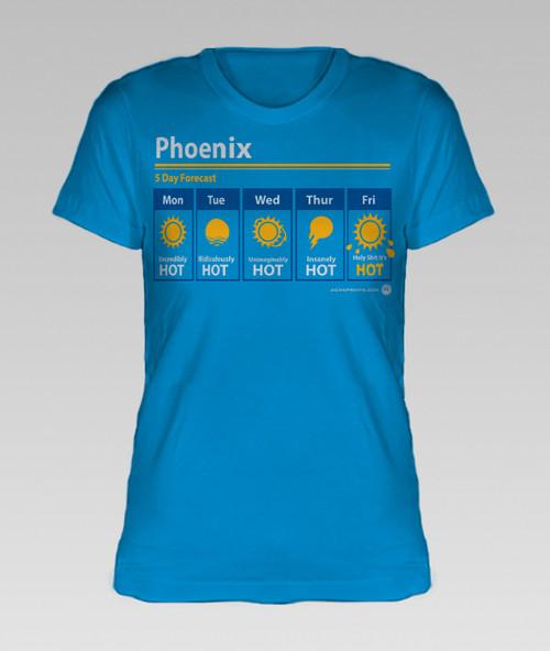 Phoenix Weather Forecast - women's