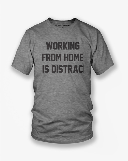 Working from Home Tee