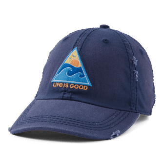 Life is Good Waves of Life Hat
