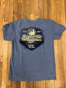 The Mountains Are Calling Hayesville, NC Short Sleeve Shirt