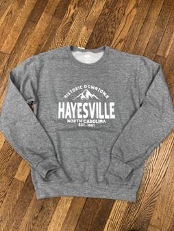 Historic Downtown Hayesville, NC Sweatshirt