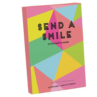 Postcard Book | Send a Smile