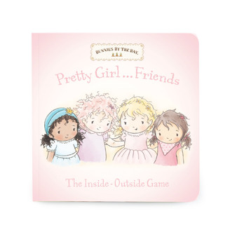 Pretty Girl Friends  - The Inside-Outside Game Book