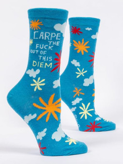 Carpe the F&^% Out of This Diem