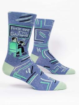 F%^$ Off I'm Gaming Men's Socks