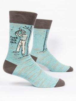 F*&$ This Shit Men's Socks