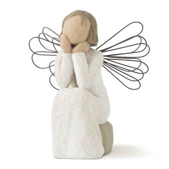 Angel of Caring by Willow Tree