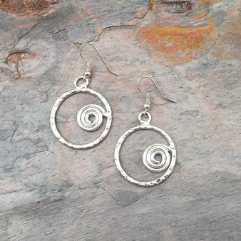 Pluto Earrings by Anju