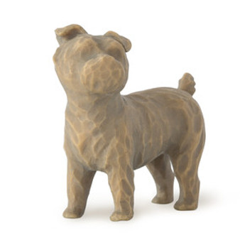 Love My Dog by Willow Tree (small)