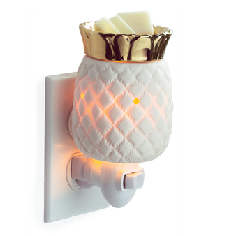 Candle Warmers Pluggable Pineapple