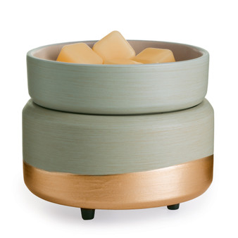 Candle Warmers 2 in 1 Fragrance Warmer-Midas