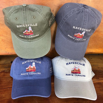 Hayesville Courthouse Hat
