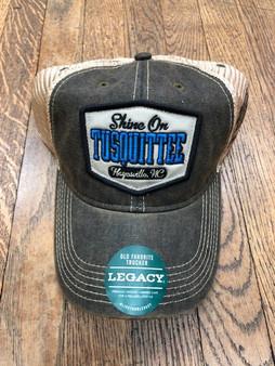 Tusquittee, NC Trucker Cap