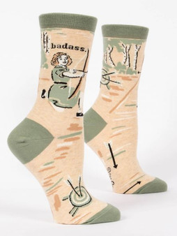 Badass Archer Sock