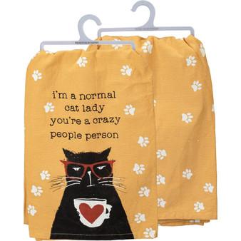 I'm a Normal Cat Lady Towel