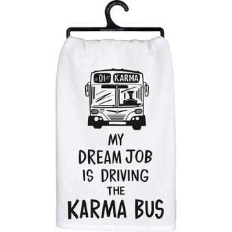 Dream Job Towel