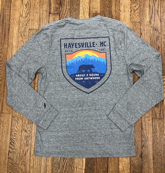About 2 Hours From Anywhere Long Sleeve Tee