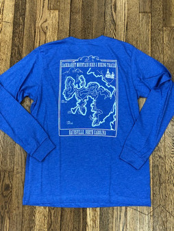 Jackrabbit Mountain Bike and Hiking Trail Long Sleeve Shirt