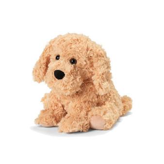 """Warmies 13"""" Golden Dog"""