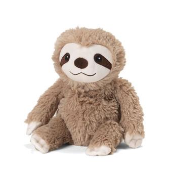 """Warmies Junior 9"""" Sloth"""