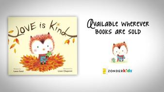 Love is Kind - Children's Book