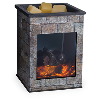 Candle Warmers  Hearthstone Glass Illumination Melter