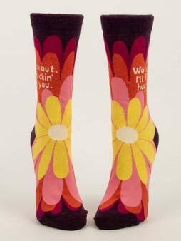 I'll F*&#kin'Hug You Women's Socks